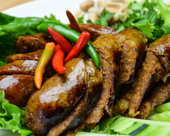 Classic Northern Thai Sausage